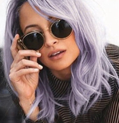 The Purple Hair Trend Mirenesse Beauty Amp Soul Blog