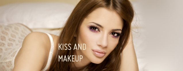 kiss makeup feature